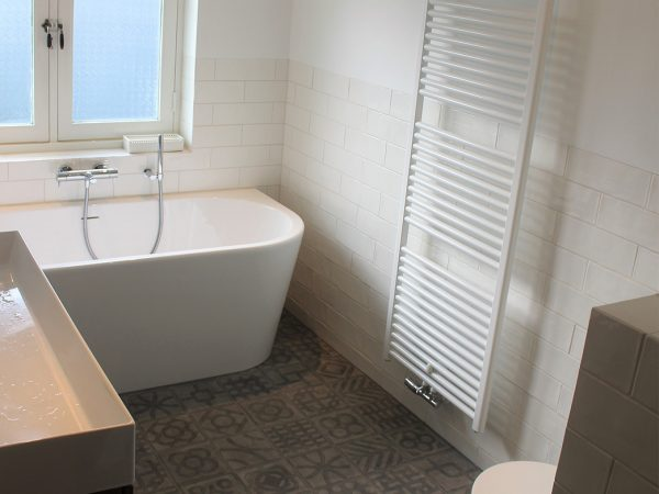Eigentijdse badkamer – Vught