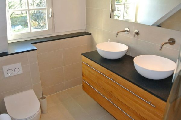 RVS badkamer – Oisterwijk