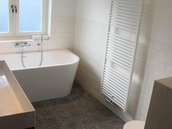 Eigentijdse badkamer in Vught