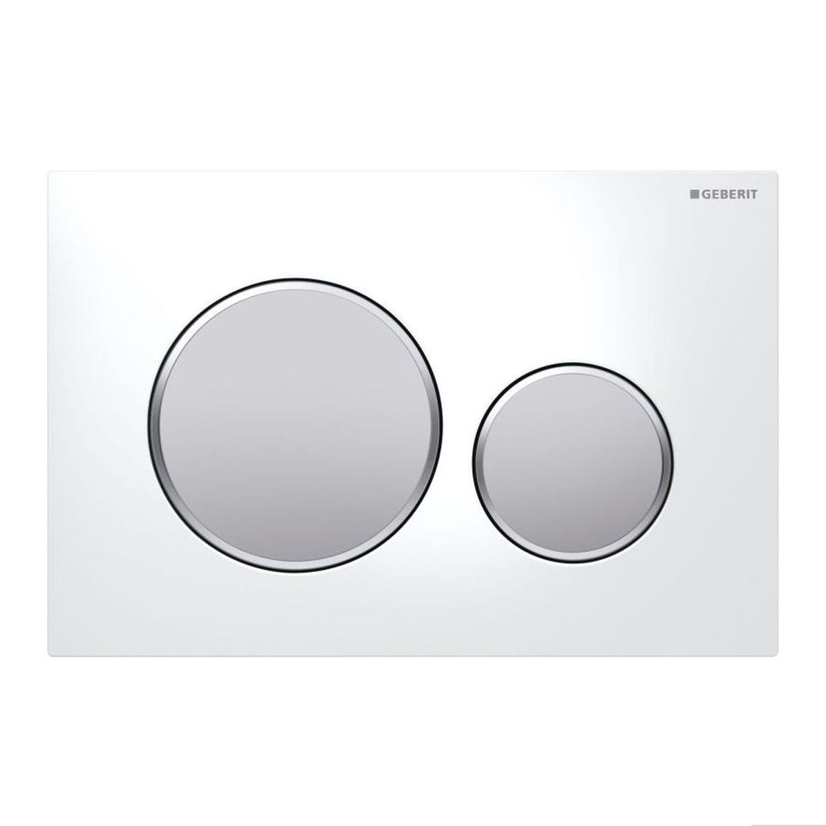bedieningspaneel geberit sigma 20 badkamer id vught. Black Bedroom Furniture Sets. Home Design Ideas