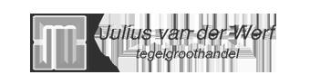 Julius van der werf tegels