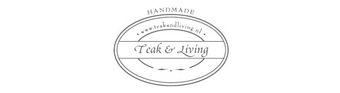 Teak and living logo