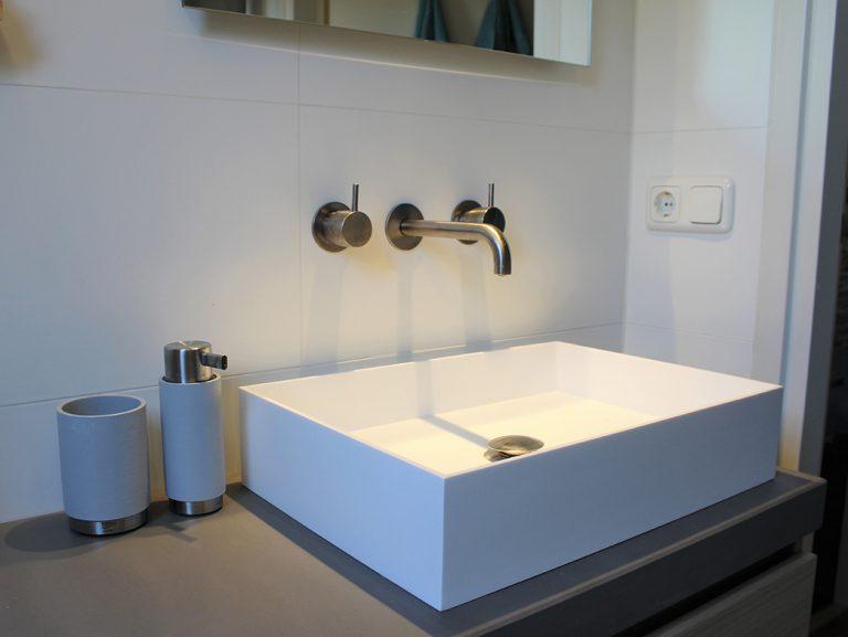 Trendy familiebadkamer den bosch binnenkijken badkamerid vught