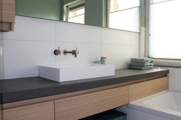 Trendy familiebadkamer Den Bosch
